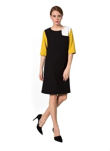 KAF'dan by Elaidi Elbise Sarı